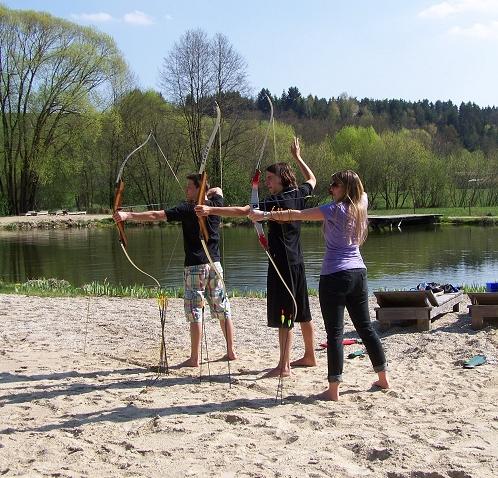 Intuitive Archery