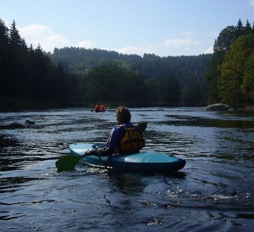 Guided Canoe or Kayak Tour